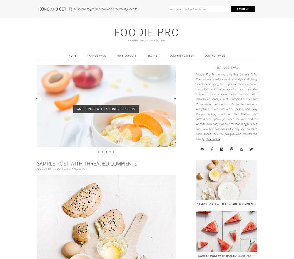 foodie-pro