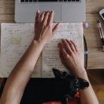 Blogging with cat